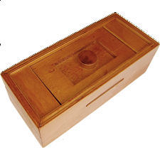 Secret Opening Box - Button Bank -