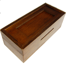 Secret Box #3 - Wood Puzzles