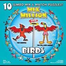 Mix-A-Million: Birds -