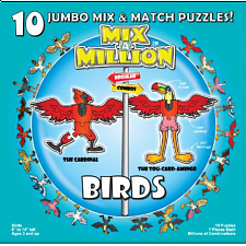 Mix-A-Million: Birds - Beginning Skills & Activities