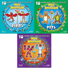 Mix a Million Group Set - Set of 5 - Classic Favorites