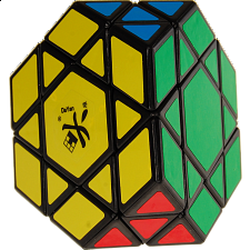 Gem cube VIII - Black Body - Rubik's Cube & Others