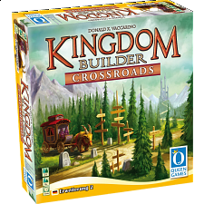 Kingdom Builder: Crossroads - Board Games