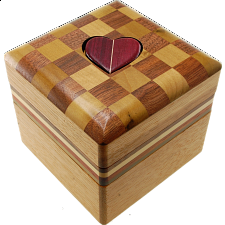 A Chance Meeting - ICH-B - Other Japanese Puzzle Boxes