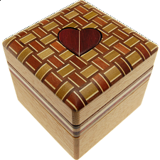 A Chance Meeting - NKS - Other Japanese Puzzle Boxes