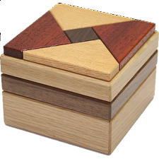 Karakuri Secret Base - Other Japanese Puzzle Boxes