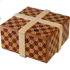 Hermit Crab Box - Other Japanese Puzzle Boxes