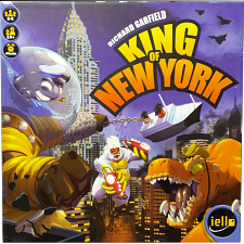 King of New York - Board Games