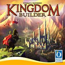 Kingdom Builder - Board Games