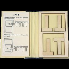 Puzzle Booklet - 2x4 T -