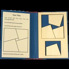 Puzzle Booklet - Few Tiles -
