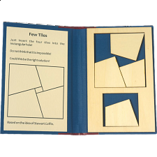 Puzzle Booklet - Few Tiles -