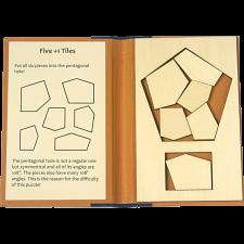 Puzzle Booklet - Five +1 Tiles -