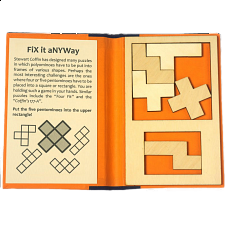 Puzzle Booklet - FiX it aNYWay - Peter Gál