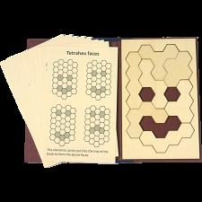 Puzzle Booklet - Tetrahex -