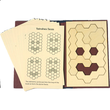 Puzzle Booklet - Tetrahex - Packing Puzzles