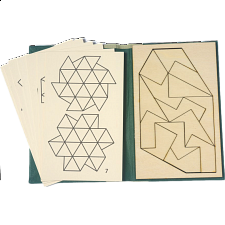 Puzzle Booklet - Tridrafter -