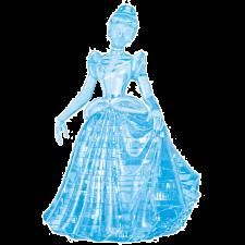 3D Crystal Puzzle - Cinderella -