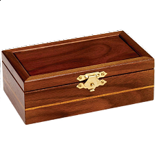 Snap Latch Puzzle Box - Wood Puzzles