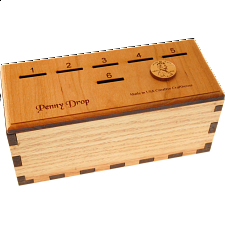 Penny Drop - Premium Version - Wood Puzzles