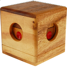 Dice Cube - Other Wood Puzzles
