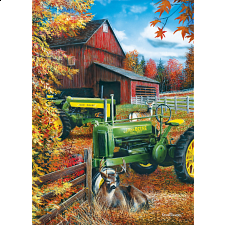 John Deere - Deere Family - 1000 Pieces