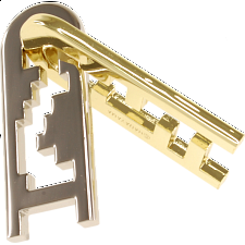 Cast Keyhole -