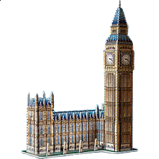Big Ben - Wrebbit 3D Jigsaw Puzzle - 500-999 Pieces