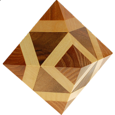 Octahedron Box - European Wood Puzzles