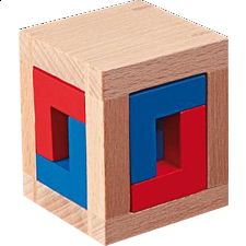 4 Caged Puzzle -
