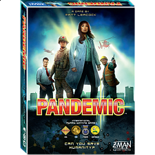 Pandemic - Family Games