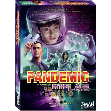 Pandemic: In The Lab - Expansion - Family Games