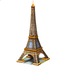 Ravensburger 3D Puzzle - Eiffel Tower - Search Results