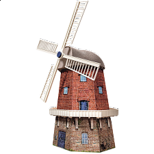 Ravensburger 3D Puzzle - Windmill - Search Results