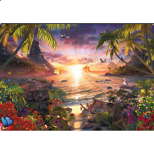 Paradise Sunset - 6000 - 40320 Pieces