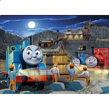 Thomas & Friends: Night Work - Jigsaws
