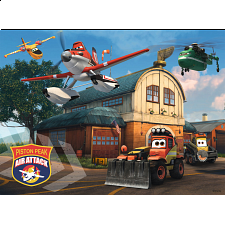 Disney Planes: Glorious Rescue Team - 101-499 Pieces