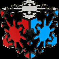 Timur Gear Skewb - Black Body -
