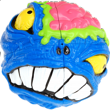MAD HEDZ - Crazy Brain 2x2x2 Puzzle Head - Rubik's Cube & Others