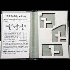 Puzzle Booklet - Triple-Triple Play -