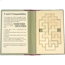 Puzzle Booklet - F and U Compatability - Wood Puzzles