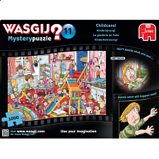 Wasgij Mystery #11: Childcare - 1000 Pieces