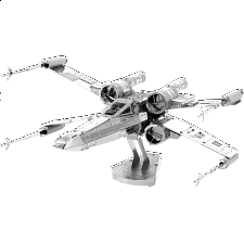 Metal Earth: Star Wars - X-Wing Starfighter - Models and Kits