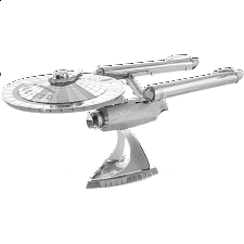 Metal Earth: Star Trek - U.S.S. Enterprise - NCC-1701 -