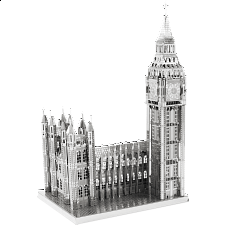 Iconx 3D Metal Model Kit - Big Ben - Games & Toys