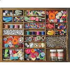 The Sewing Box - 500-999 Pieces