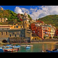 Cinque Terre: Vernazza - 1000 Pieces