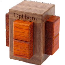 Optiborn - Wood Puzzles