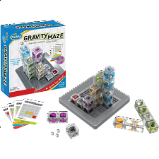 Gravity Maze - Strategy - Logical