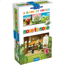 Nose to Nose - Beginning Skills & Activities